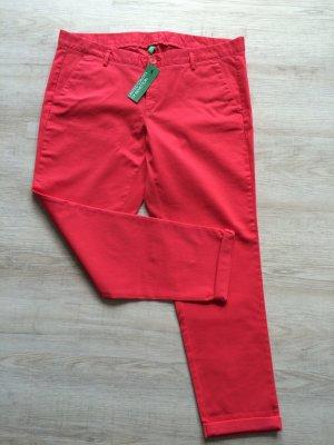 Chino Sommer Himbeer-Pink Neu!