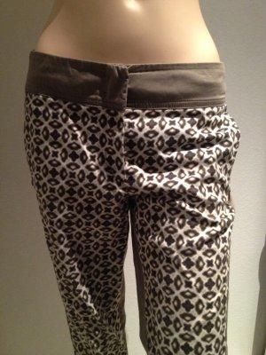 Blacky Dress Pantalon chinos gris brun-crème