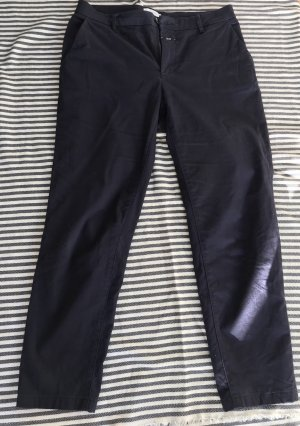 Closed Pantalone chino blu scuro