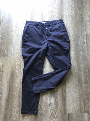 Closed Chinos dark blue