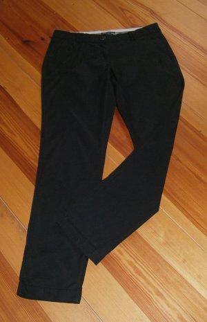 Chino von Zero * Größe 36 * schwarz