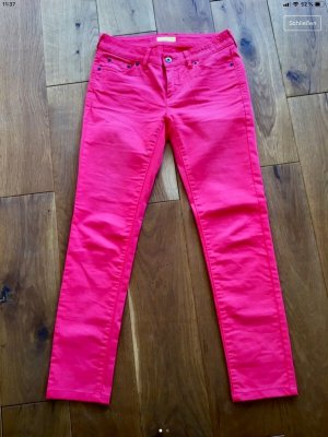 Witty Knitters Chinos raspberry-red