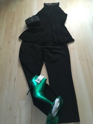 Zara Chinos black