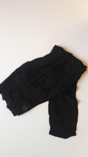 Pantalone a 7/8 nero