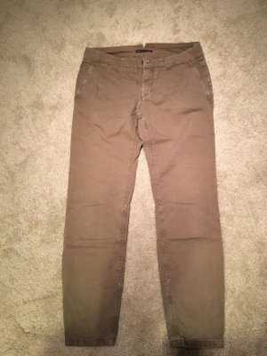 Chinohose Drykorn beige