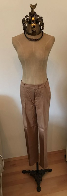 H&M Chinos light brown mixture fibre