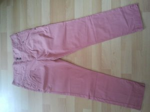 Chinohose in rosa, Gr. 36 von Only