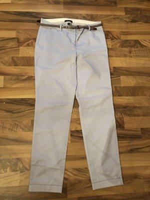Esprit Pantalon chinos bleu clair