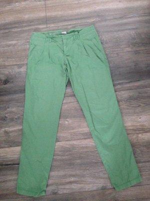 Chinohose von Esprit Gr. 36 grün