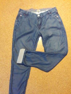 Hilfiger Denim Pantalon chinos rouge-bleu