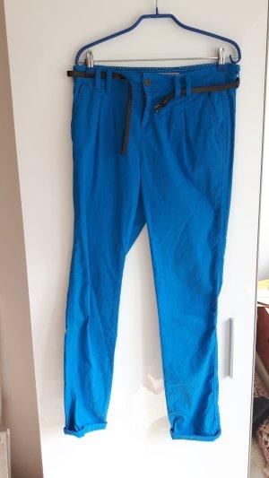 Chinohose, von Review, nie getragen, blau