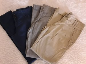 Only Chinos multicolored cotton