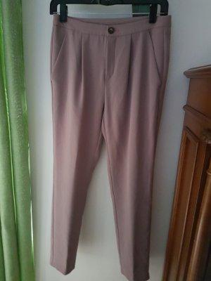 Benetton Pantalone chino color oro rosa-beige Poliestere