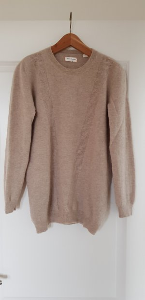 Chinti and parker Pullover in cashmere beige Cachemire