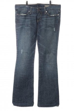 Chip & Pepper Boot Cut Jeans blue casual look