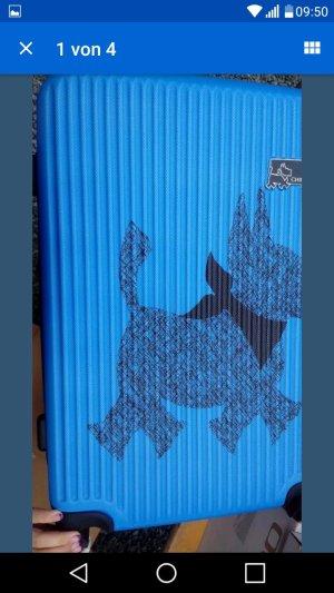 Chipie Koffer blauw