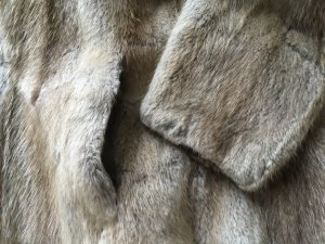 CHLOE 100% REAL FUR JACKET | COZY WARM