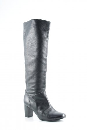 Chloé Heel Boots black classic style