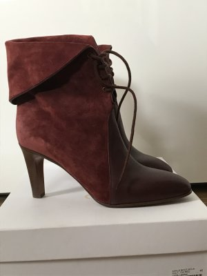 CHLOÉ  ANCLE BOOTS