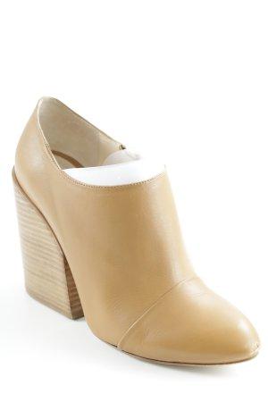 Chloé Ankle Boots camel-hellbraun Urban-Look