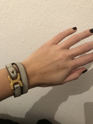 Chloé Armband aus Leder