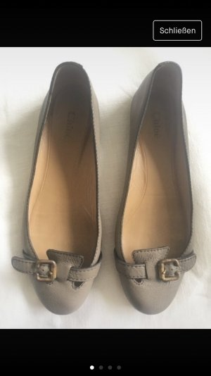 Chloé Ballerina Slipper original 40