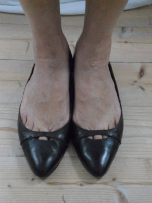 CHLOE Ballerinas Gr. 40 Echtleder
