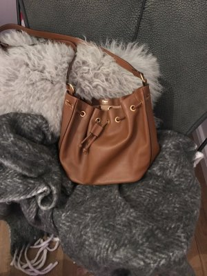 Chloé Crossbody bag brown-cream