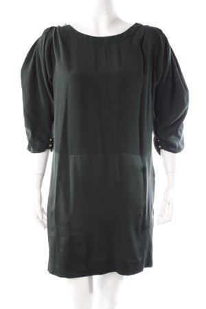 Chloé Blusenkleid dunkelgrün