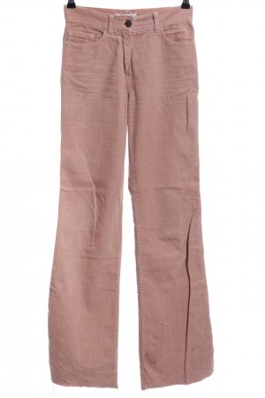 Chloé Corduroy Trousers beige casual look