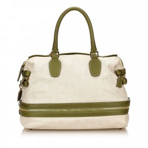 Chloe Cotton Handbag