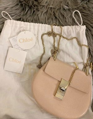 Chloé Drew Bag SMALL in Cement Pink