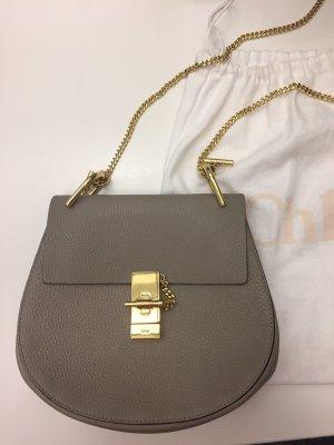 Chloé Drew Crossbody Bag Motty Grey - SMALL