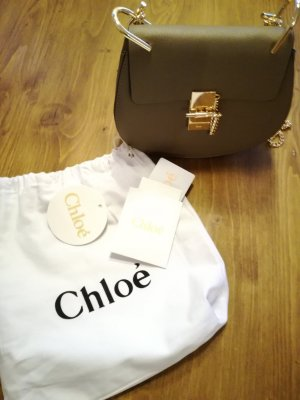 Chloé Drew Mini Motty Grey top
