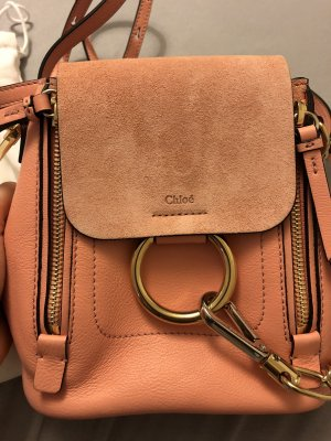 Chloé Faye Backpack Mini