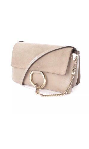 Chloé Faye Crossbody Bandouliere Tasche Bag Leder Suede