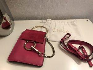 Chloé Borsetta rosso lampone-magenta