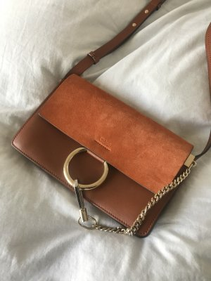 Chloé Faye Small in Cognac