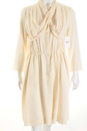 Chloé Hemdblusenkleid hellbeige Elegant