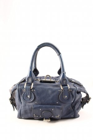 Chloé Carry Bag blue casual look
