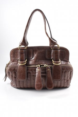 Chloé Carry Bag brown casual look