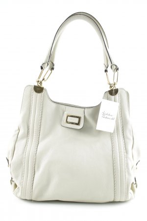 Chloé Henkeltasche creme Business-Look