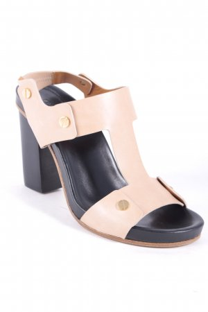 "Chloé High Heel Sandal ""Erika Sandal Fawn 39"""