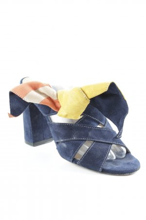 Chloé High Heel Sandaletten mehrfarbig Elegant