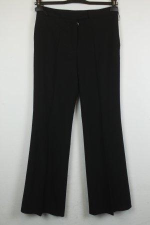Chloé Pantalon à pinces noir laine