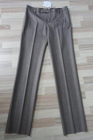 Chloé Pantalon à pinces multicolore coton