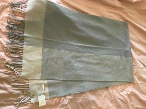 Chloé Cashmere Scarf azure-light grey cashmere
