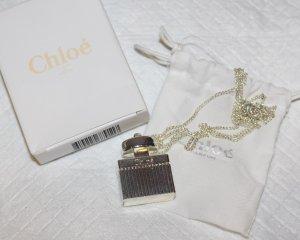 CHLOE Kette silber mit Flakon