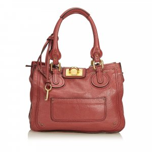 Chloe Large Paddington Handbag