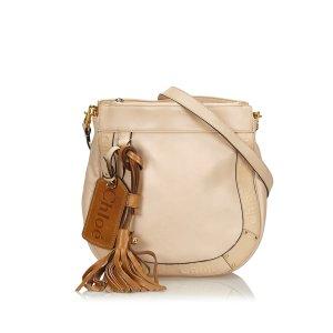 Chloe Leather Eden Crossbody Bag
